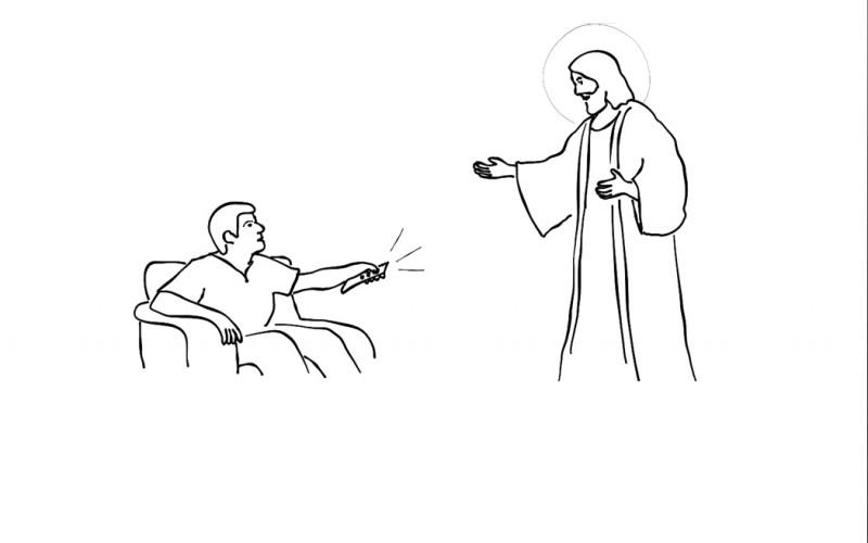 jezus-afstandsbediening-b40dcc8fb79d80393d767f570a3628ba